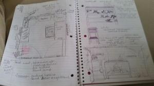 nursery design notes