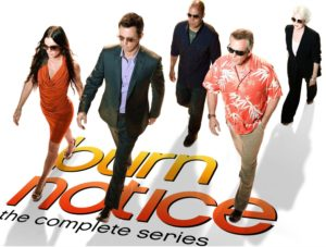 burnnoticecompleteseries