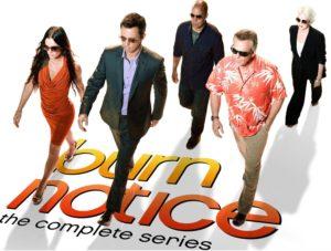 burnnoticecompleteseries
