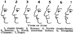 This picture of noses is much less fascinating that that inspo pic of Our Hero.